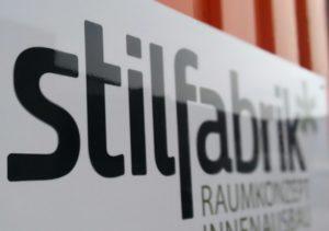 Logo der stilfabrik GmbH